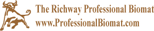 The Richway Professional Biomat at http://www.ProfessionalBiomat.com